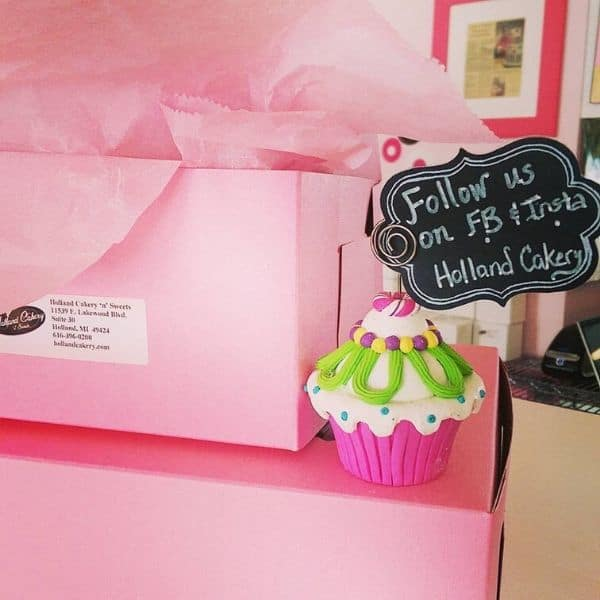 Amazing Cupcakes in Holland | Holland Cakery 'n' Sweets