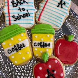 Teacher Gift Cookie Idea | Holland Cakery 'n' Sweets