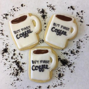 Office Cookie Party Idea | Holland Cakery 'n' Sweets