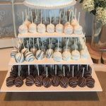 Wedding Cupcake Display | Holland Cakery