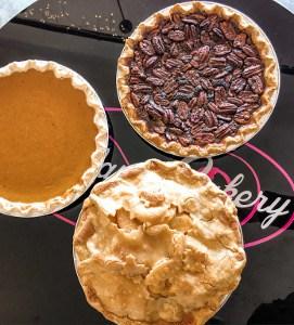 Pumpkin Pies | Holland Cakery 'n' Sweets