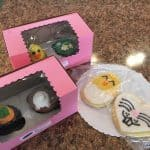 Cupcakes Gift In A Box