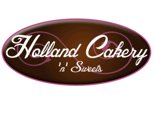 Holland Cakery 'n' Sweets Logo